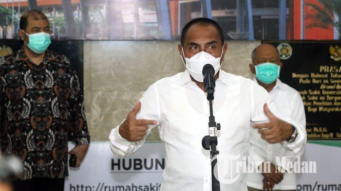 INILAH Bantuan dari Pemprov Sumut Untuk 1,3 Juta KK, Gubernur Edy Instruksikan Segera Salurkan