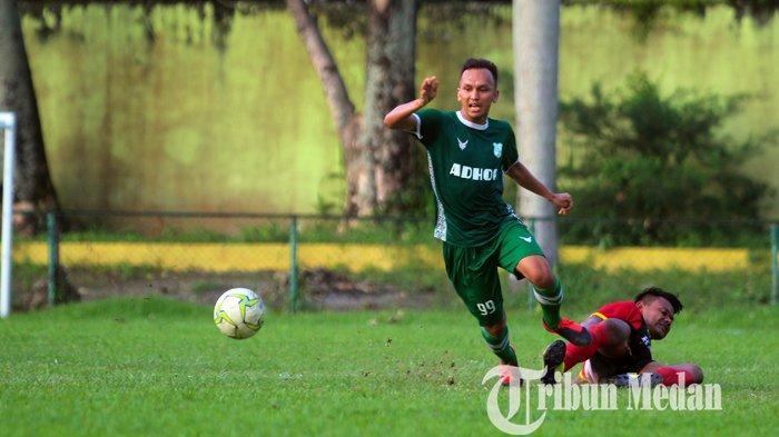PSMS Medan Libur, Rachmad Hidayat Tetap Latihan Setiap Hari