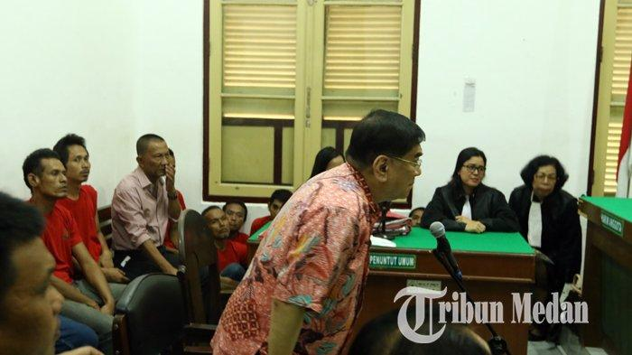 Berita Foto: Terdakwa Kasus Penipuan Bisnis Kopi, Pernah jadi DPO Malah Tak Ditahan Majelis Hakim - 18022020_dugaan_kasus_penipuan_danil_siregar-2.jpg