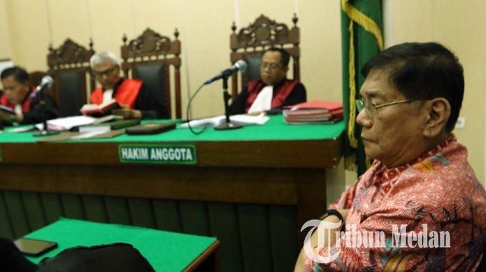Berita Foto: Terdakwa Kasus Penipuan Bisnis Kopi, Pernah jadi DPO Malah Tak Ditahan Majelis Hakim - 18022020_dugaan_kasus_penipuan_danil_siregar-3.jpg