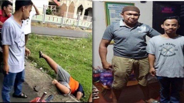 Kronologi Bocah Penjual Gorengan Dirundung Pemuda, Jualan Diacak-acak, Korban Tersungkur ke Selokan