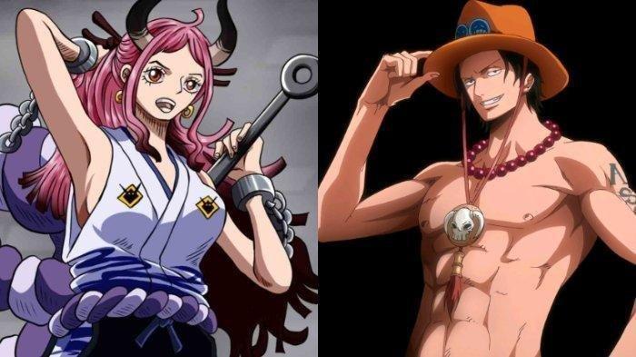 Bocoran One Piece 1006, Pertarungan Para Tante Robin vs Black Maria, Terungkap Buah Iblis Yamato