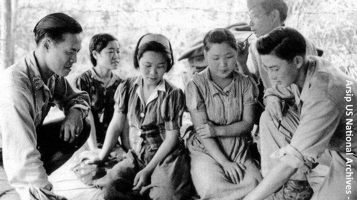 Cerita Pilu Wanita Dijadikan dan Dipaksa Budak Nafsu Semasa Jepang Berjaya Menjajah di Indonesia