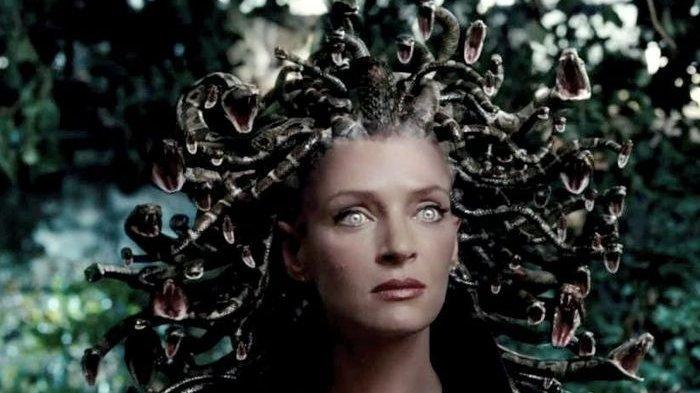 Kisah Medusa