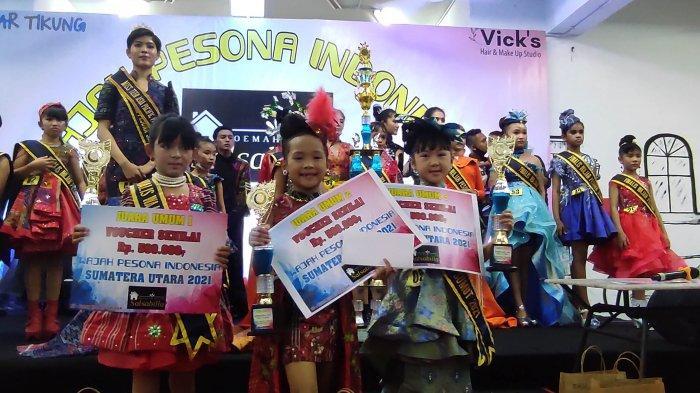 Ikuti Kompetisi Wajah Pesona Indonesia, 20 Remaja Asal Medan Lolos Ke Tingkat Nasional