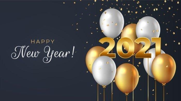 Kumpulan Ucapan Tahun Baru 2021 dalam Bahasa Inggris dan ...