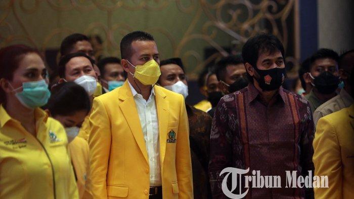 Anggota DPRD Fraksi Golkar Positif Pakai Narkoba, Ini Komentar Musa Rajekshah!
