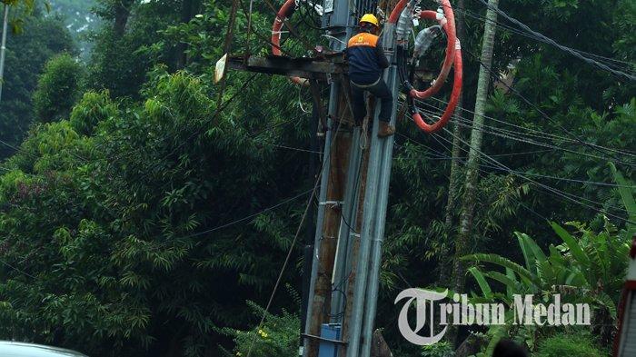 Berita Foto: Perawatan Jaringan Listrik untuk Menjaga Kualitas Listrik Tetap Aman - 21092019_perawatan_jaringan_listrik_danil_siregar-2.jpg