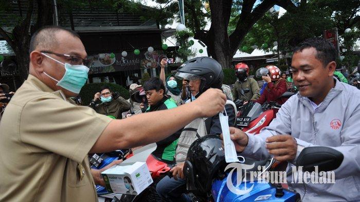 Pemko Medan Minta Warga Kurangi Aktivitas Luar Rumah,  Ada Sanksi Tegas Kalau Tak Patuh