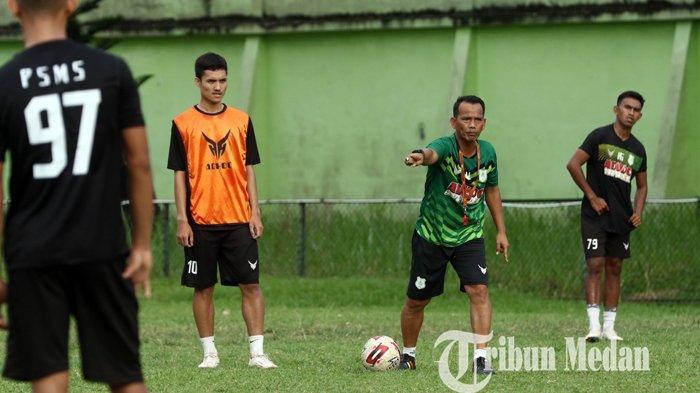 Ansyari Lubis Berencana Gelar Latihan Skuat PSMS Medan di Stadion Teladan saat Puasa Ramadhan