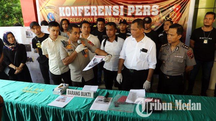 Berita Foto: 17 Bulan Buron, Eksekutor Pembunuhan Muhammad Yusuf Tewas Ditembak Polisi - 25022020_pengungkapan_kasus_pembunuhan_danil_siregar.jpg