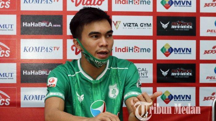 PAULO Sitanggang Akhirnya Buka Suara Soal Kabur dari PSMS Medan, Sebut Aku Tak Sebodoh Itu