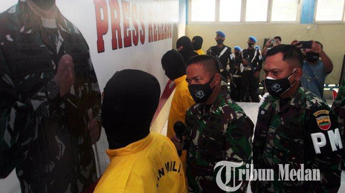 Kodam I/BB Investigasi Kematian Eksekutor Wartawan yang Ditahan Polisi Militer