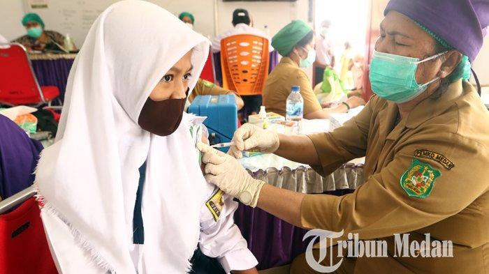 Kota Medan Berlakukan PPKM Level 2, Tapi Sekolah Belum Jelas Kapan Tatap Muka