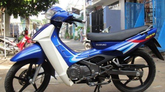 5 Motor Lawas yang Tak Laku di Indonesia tapi Laris di Malaysia, Foto-foto Penampakannya