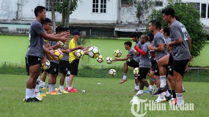 Kepala Pelatih PSMS Bilang Pemain Bintang Belum Tentu Ikut Bertanding di Liga 2