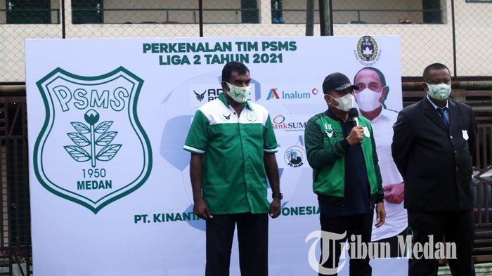 Managemen PSMS Medan Tunggu Kedatangan Rizky Billar di Kota Medan