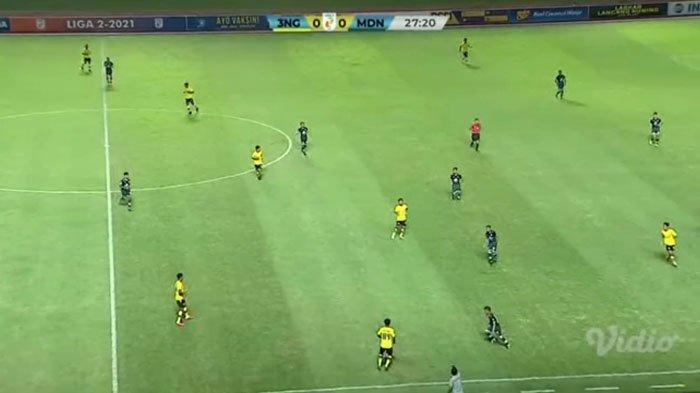 SUSUNAN Pemain PSMS Medan Menghadapi Muba Babel United, Pancang Duo Striker