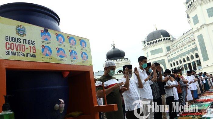TATACARA Melaksanakan Salat Idul Adha Hingga Kurban Dan Imbauan MUI Sumut