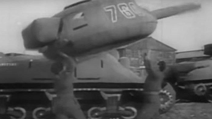 Kisah Pasukan Hantu Amerika, Jejaknya Sengaja Dirahasiakan, Sukses Kelabui Militer Nazi