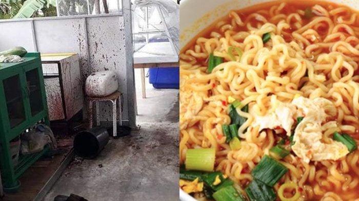 PEMILIK Warung Mi Ini Campur Daging Manusia dengan Makanan Jualnya, Sembunyikan Jasad di Septic Tank