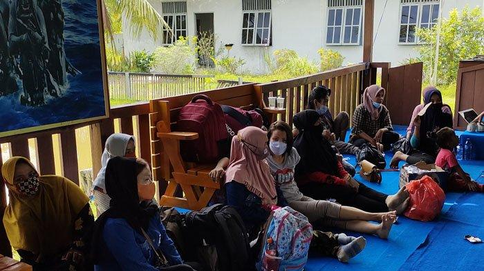BREAKING NEWS 37 Pekerja Migran Indonesia Ditangkap di Perairan Asahan, Hendak Ke Malaysia