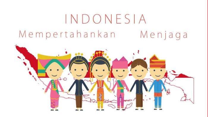 Materi Belajar Kewarganegaraan SMA: 5 Alat Pemersatu Bangsa Indonesia Pada Keberagaman