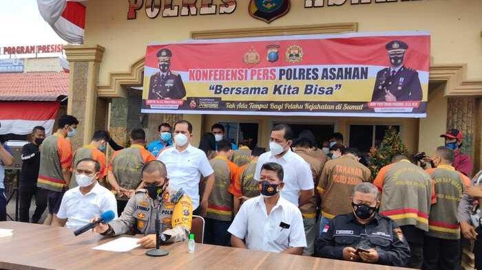 Polisi Sebut 5 Anggota DPRD Labura Pesan Ekstasi dari Pengawas Karaoke Hotel Antariksa