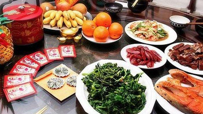 Ragam Menu Makanan Khas yang Disajikan saat Tahun Baru Imlek, Ada Mie Panjang Umur