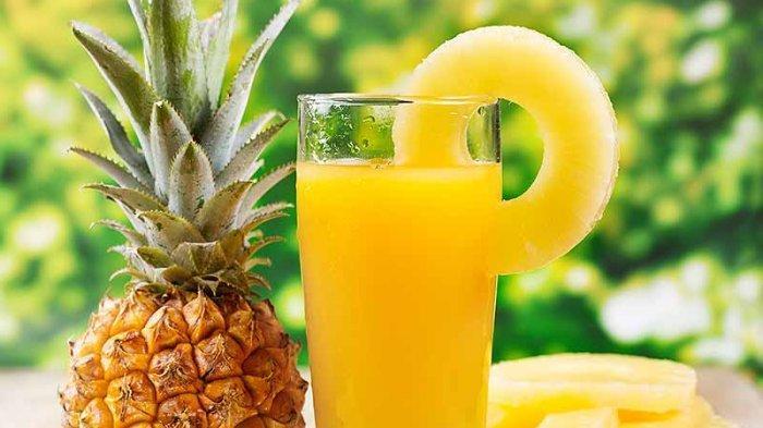 Kanker- Nanas Cegah Kanker, Manfaat Lain Mengandung Vitamin C, untuk Kekebalan Tubuh dan Kecantikan