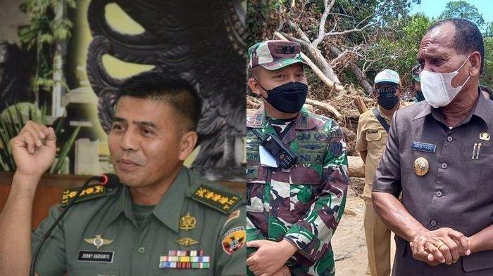 MENGENAL Bupati Amon: Pernah Mutasi 1.381 PNS, Marah ke Menteri Risma, hingga Ancam Kolonel TNI AD