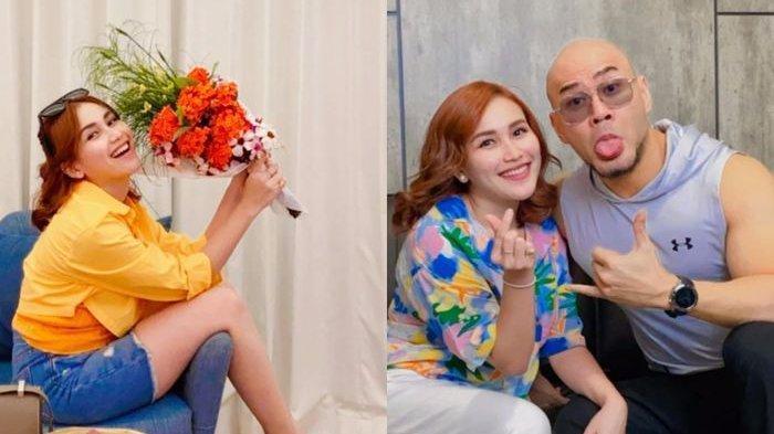 Posting Foto Deddy Corbuzier, Ayu Ting Ting Dihujat, Warganet: Kalah Sama Dinar Candy