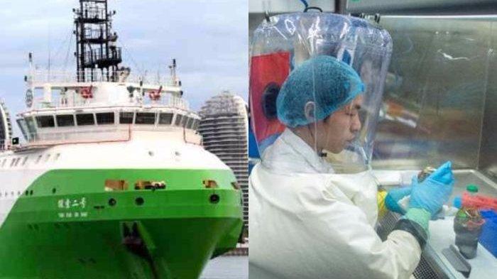 Terbongkar Niat Busuk Perang Senjata Biologi, Muncul Tudingan China Curi Data Laut Indonesia