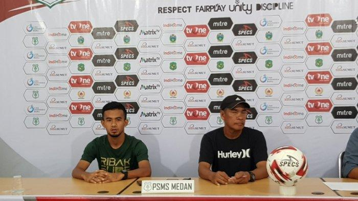 Besok Hadapi PSGC Ciamis, PSMS Ingin Yakinkan Fans Mampu Melangkah Jauh