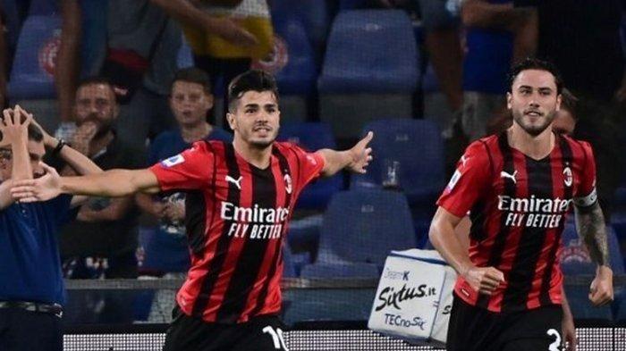 LIGA ITALIA - Proyek Stefano Pioli, Tiga Pemain Muda Siap Disulap Jadi Andalan di AC Milan