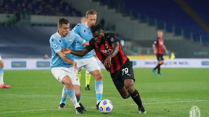 UPDATE Hasil Liga Italia, AC Milan Dibantai Lazio, Langsung Merosot Keluar dari Zona Liga Champions