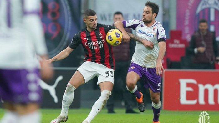 JELANG Derby della Madonnina AC Milan Vs Inter Milan, Satu Pemain Andalan Rossoneri Harus Menepi
