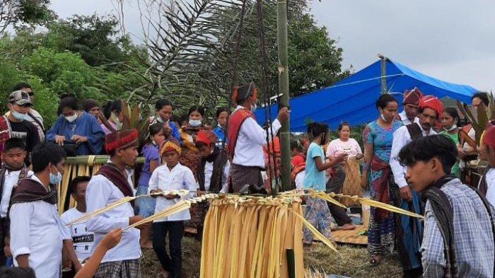 Mombang Boru Sipitu Sundut, Tradisi Masyarakat Adat Sihaporas yang Terjaga Hingga Kini