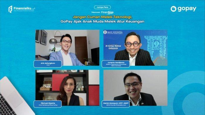 Bukan Cuma Melek Digital, GoPay Dorong Anak Muda Kelola Keuangan di Masa Pandemi Lewat FinanSiap