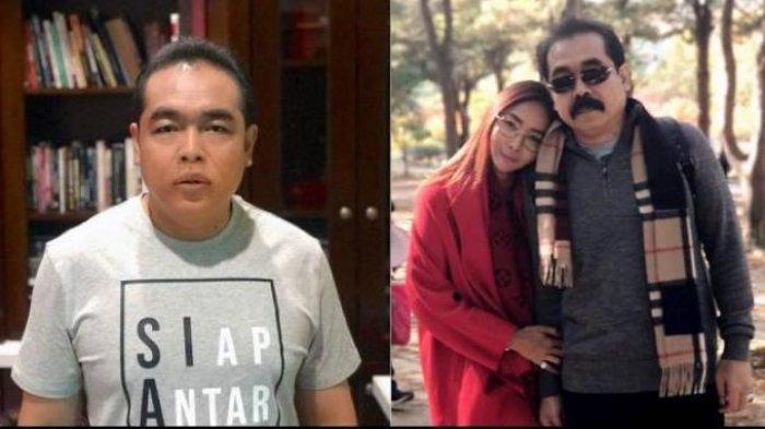 Adam Suseno Tampil Tanpa Kumisnya, Begini Respon Sang Istri Inul Daratista : Auto Terkedjoet