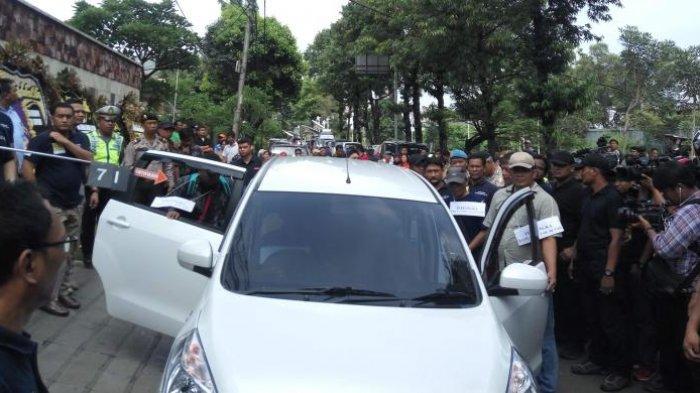 Perampok Sasar Anggota Satpol PP, Tubuh Diikat dan Mulut Dilakbat Korban Dibuang dari Mobil
