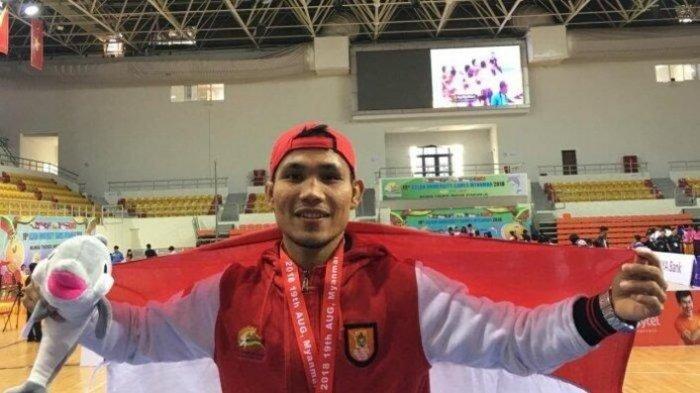 Adi Rominto Manurung, Atlet Wushu Sanda Sumut, Curhat Tidak Bisa Training Camp di Luar Negeri