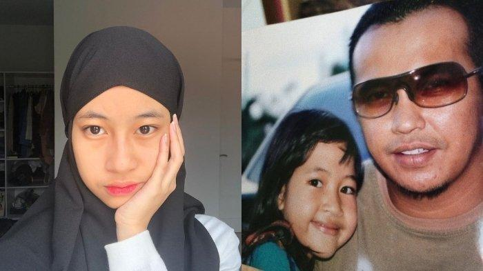 Adiba Khanza rindukan ayahnya almarhum ustaz Jefri Al Buchori