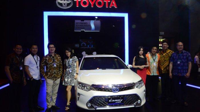 Keuntungan Jika Membeli Mobil Bekas, Toyota Camry Kini Hanya Rp95Juta PeriodeMei 2021