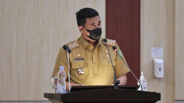 Bobby Nasution Sampaikan Nota Pengantar Pertanggungjawaban Pelaksanaan APBD 2020