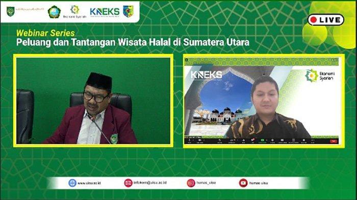 UISU Gelar Webinar Peluang dan Tantangan Wisata Halal di Sumut