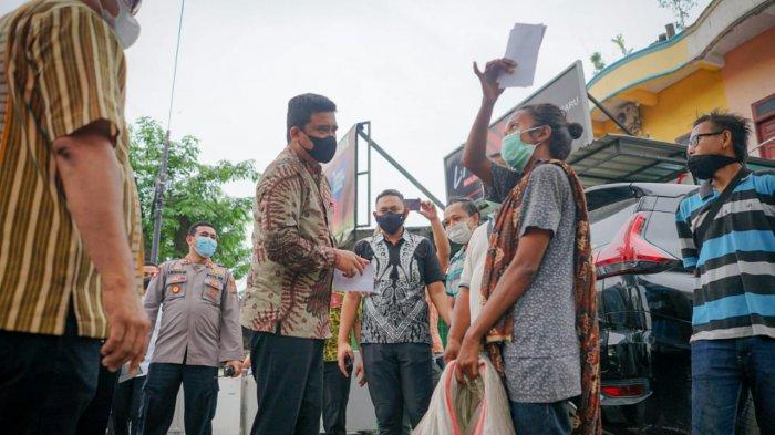 Berkantor di Kecamatan Zona Merah, Ini yang Dilakukan Bobby Nasution