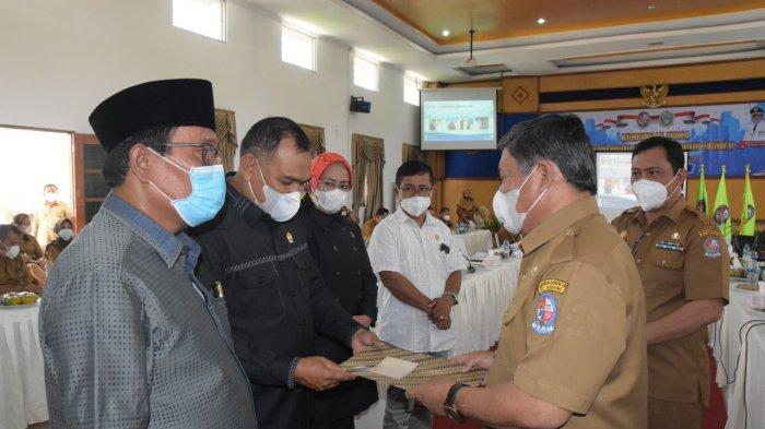 Wabup Deli Serdang Terima Kunjungan Kerja Tim III DPRD Provinsi Sumatera Utara