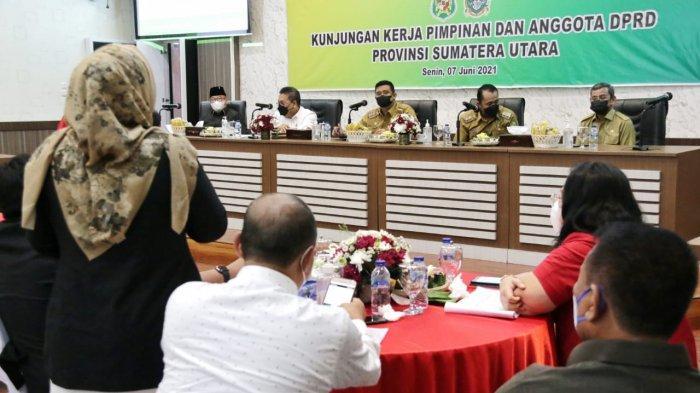 Anggota DPRD Provinsi Sumut Apresiasi Lima Program Prioritas Wali Kota Medan