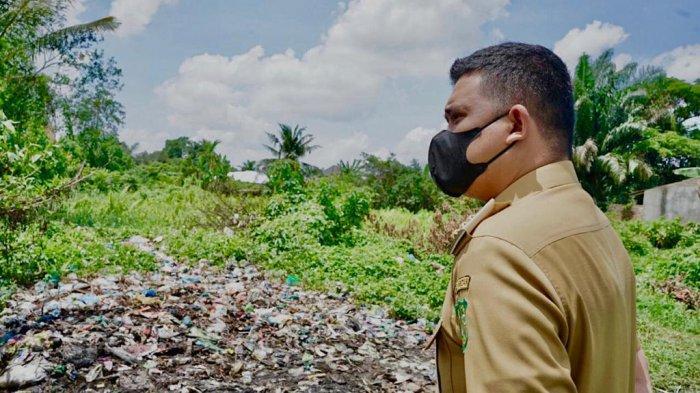 Bobby Nasution Terus Pantau Permasalahan Sampah dan Pastikan Jajarannya Bergerak Cepat
